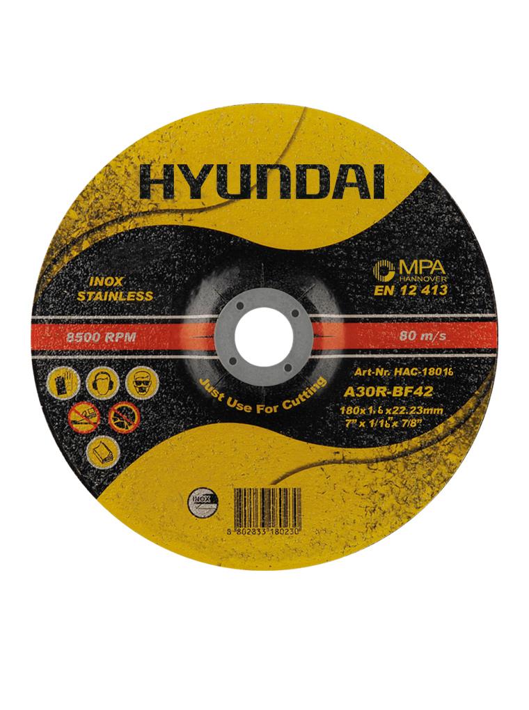 سنگ فیبری برش استیل هیوندای مدل HAC-18016