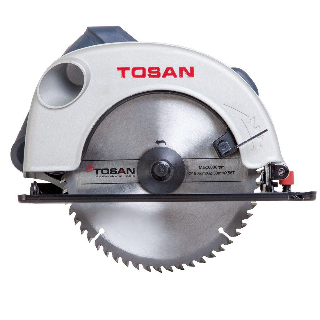 اره گرد بر 190 میلیمتری توسن مدل 5067SC