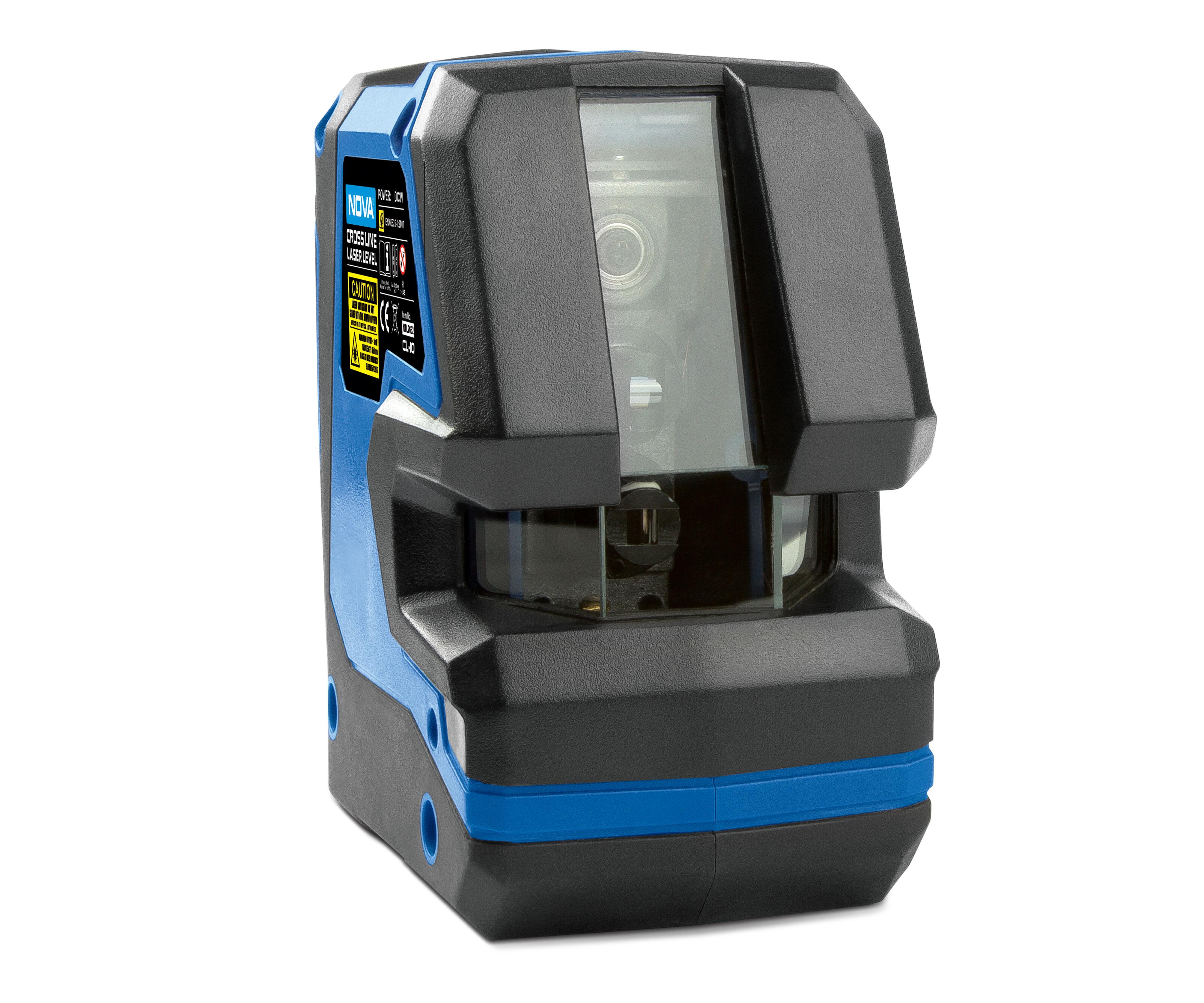 تراز لیزری دو خط- به همراه سه پایه نووا مدل NTL-2662