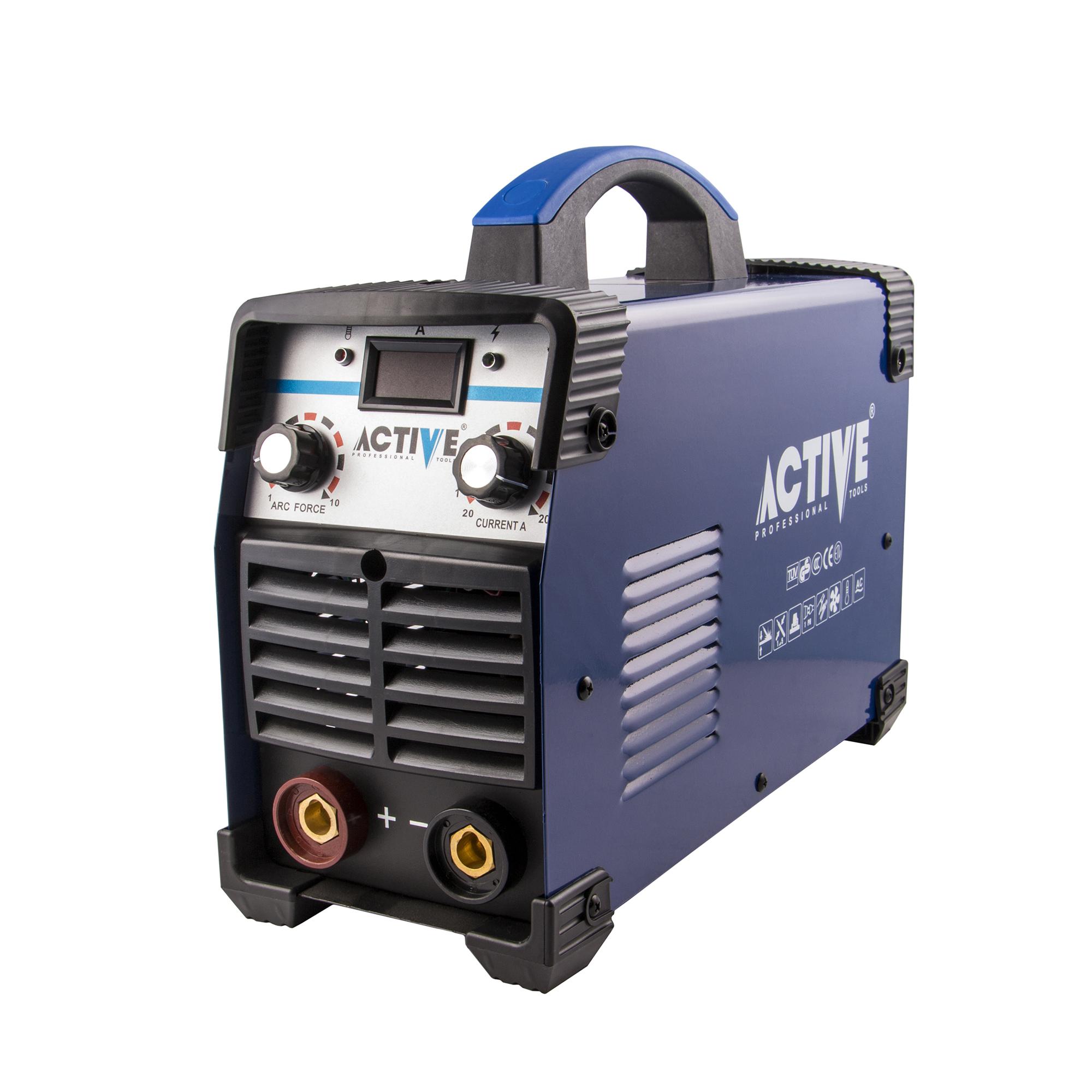 دستگاه جوش صنعتی 200 آمپر اکتیو مدل AC-48200