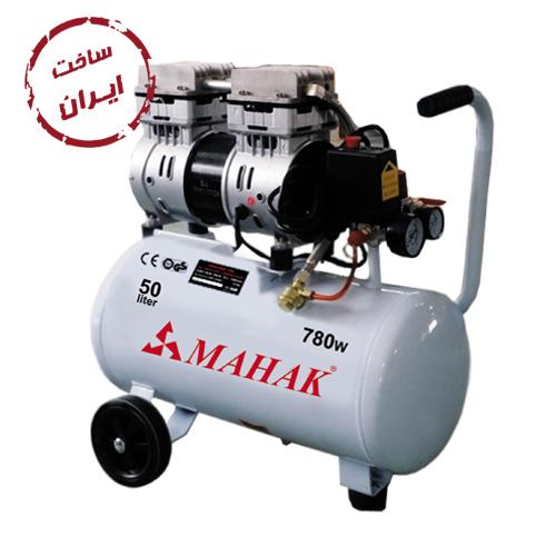 کمپرسور باد 50 لیتری ساخت ایران محک مدل HSU750-50L