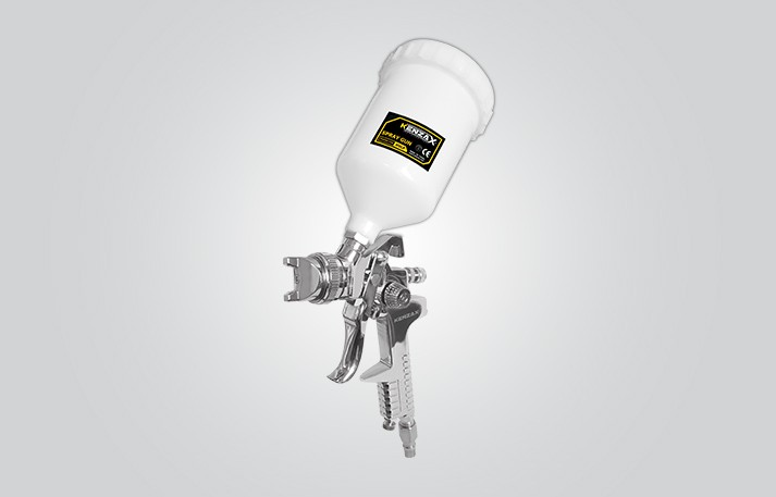 پیستوله بادی سه تنظیم طرح ساتا کنزاکس مدل KSG-827