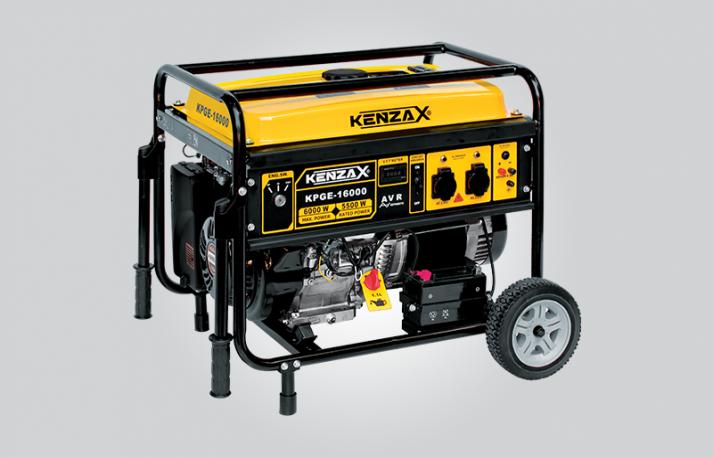 ژنراتور برق 6000 وات کنزاکس مدل KPGE-16000