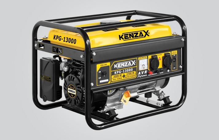 ژنراتور برق 3000 وات کنزاکس مدل KPG-13000
