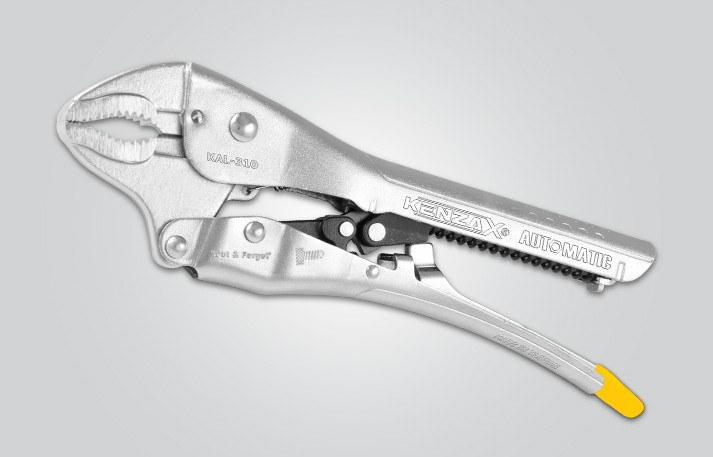 انبر قفلی اتوماتیک 10 اینچ کنزاکس مدل KAL-310