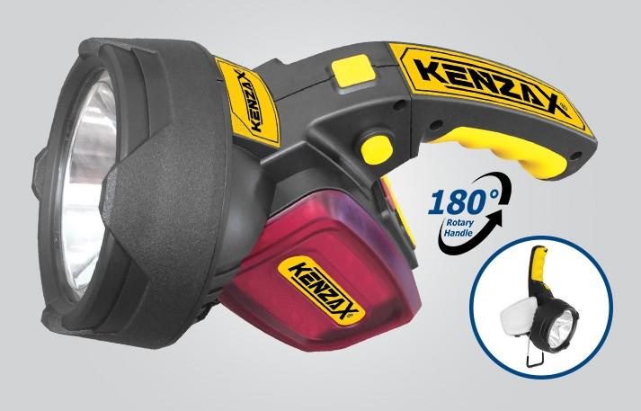چراغ اضطراری چند منظوره کنزاکس مدل KEL-1300
