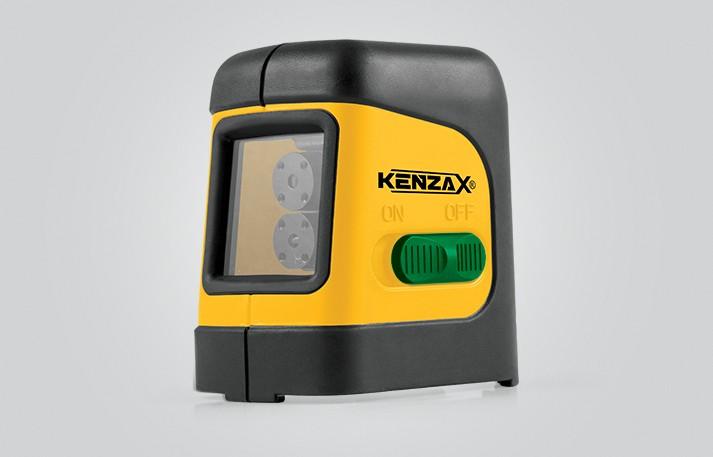 تراز لیزری دو خط کنزاکس مدل KLL-2180