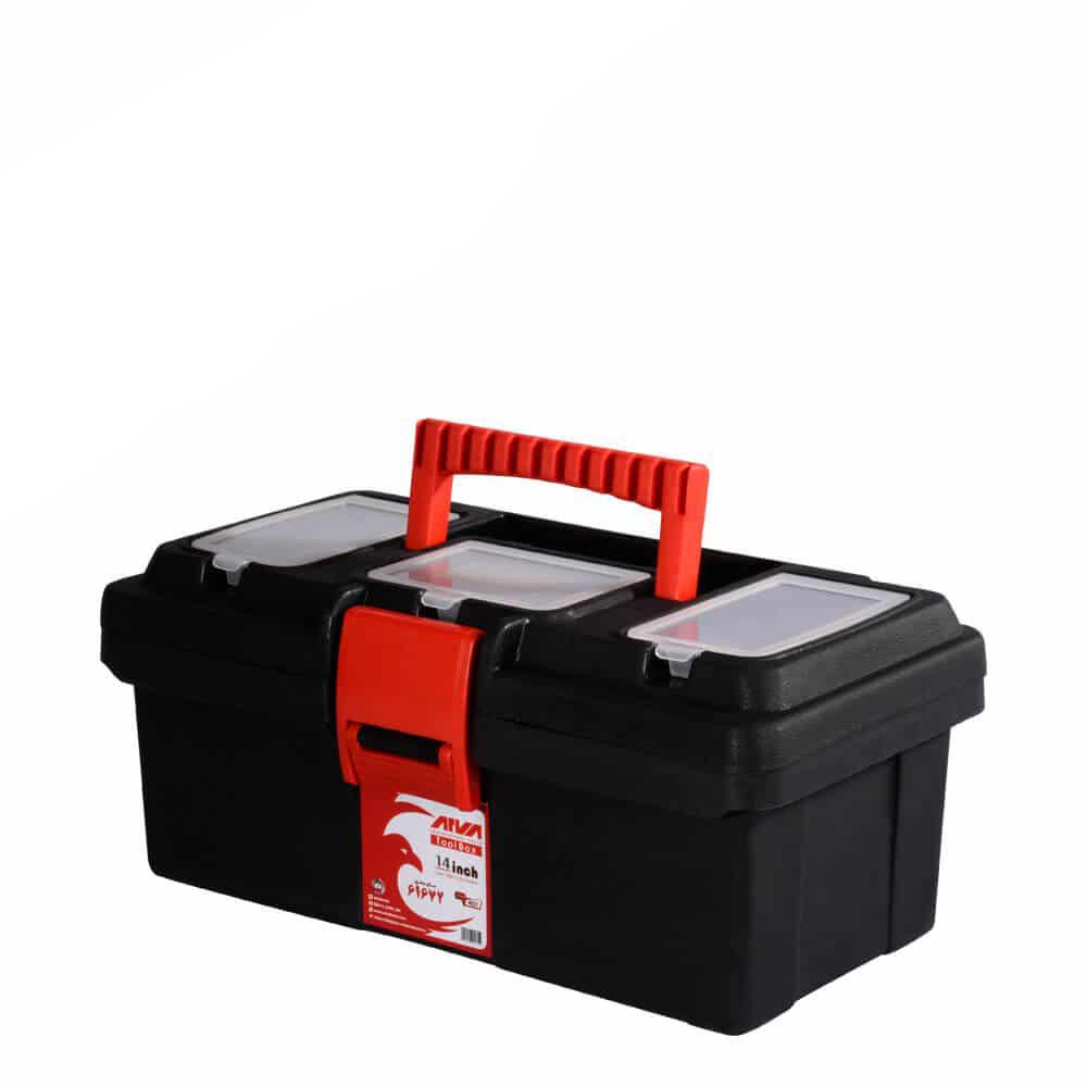 جعبه ابزار 14 اینچ آروا مدل 4531