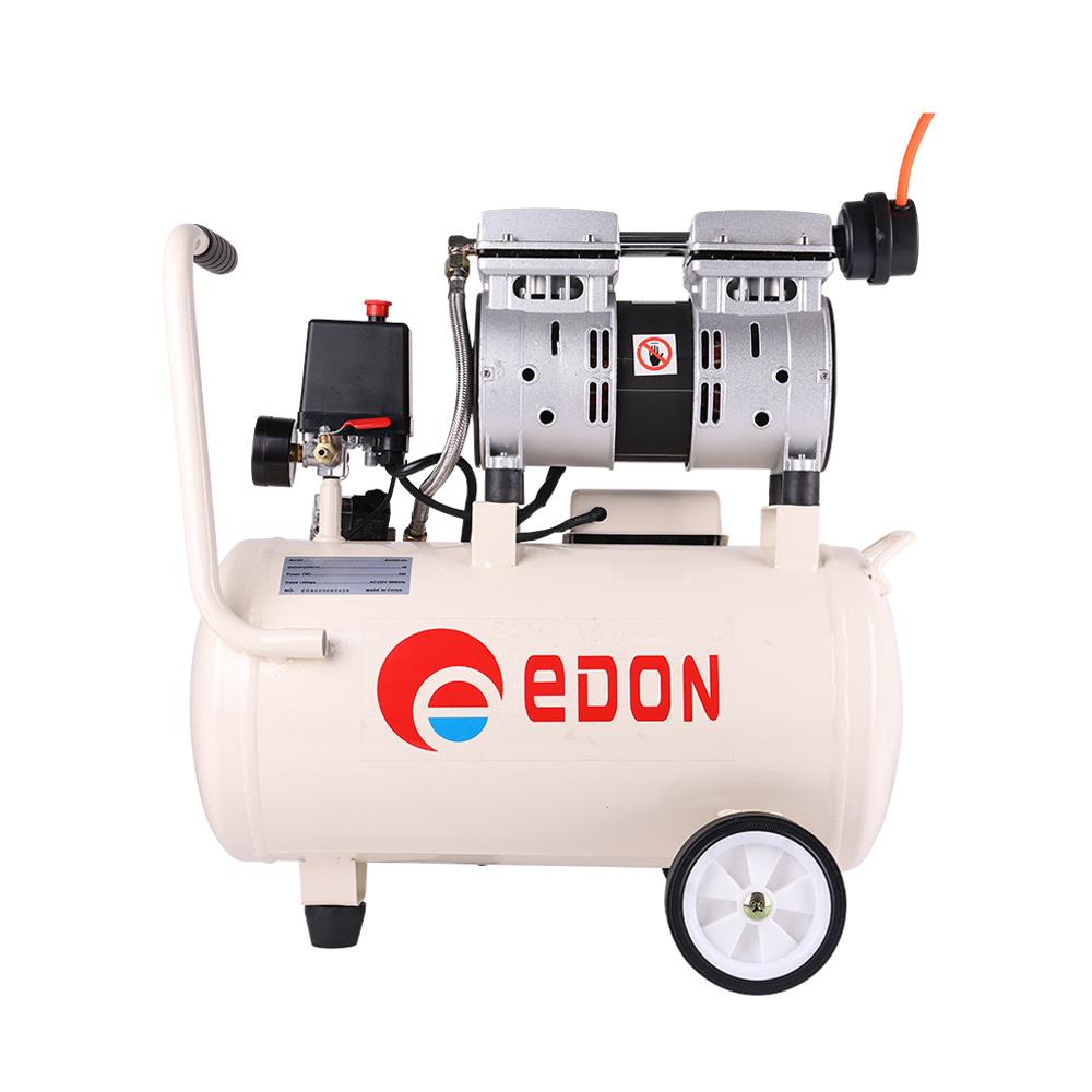 کمپرسور باد 50 لیتری سایلنت ادون مدل ED550-50L
