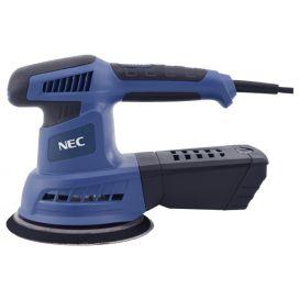 سنباده لرزان گرد مشتی (چرخشی و لرزشی) دیمردار ان ای سی مدل NEC-3101