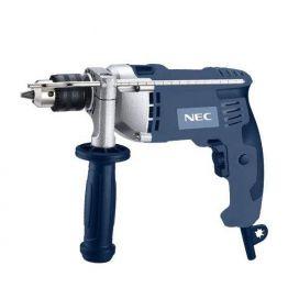 دریل نیم تنه فلزی چکشی ان ای سی مدل NEC-1395