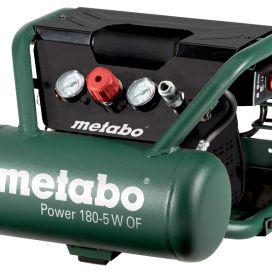 کمپرسور 5 لیتری متابو مدل Power 180-5 W OF