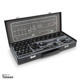 جعبه بکس 1/2 اینچ، 26 پارچه نووا مدل NTS-7000