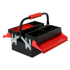 جعبه ابزار فلزی 2 طبقه 30 سانت آروا مدل 4702