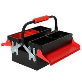 جعبه ابزار فلزی 3 طبقه 50 سانت آروا مدل 4709